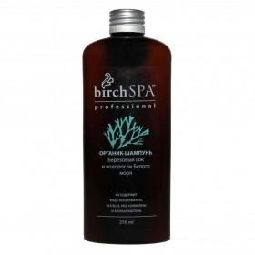 Birch - Spa Шампунь-органик березовый сок и водоросли, 250 мл