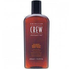 AMERICAN CREW Гель для душа с дезодорирующим эффектом  24-Hour Deodorant Body Wash, 450 мл