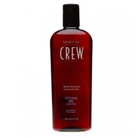 AMERICAN CREW Гель для укладки волос слабой фиксации Light Hold Gel Tube, 250мл