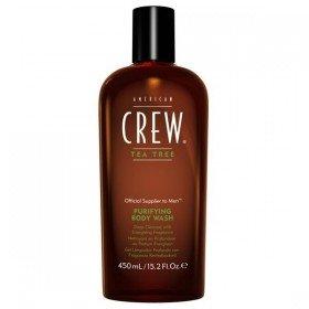 AMERICAN CREW Гель для душа очищающий Tea Tree Body Wash, 450 мл
