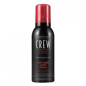 AMERICAN CREW Мусс против выпадения волос Anti-Hair Loss Foam, 150 мл