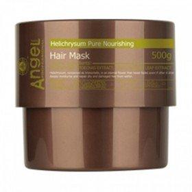 Angel Professional питательная маска для волос с экстрактом бессмертника Angel Provence, 500 г