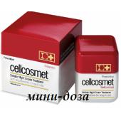 CELLCOSMET Защитный клеточный ночной крем  Preventive Cellular Night Cream  Treatment , 3 мл