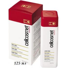 CELLCOSMET Активный лосьон-тоник  Active Tonic Lotion, 125 мл