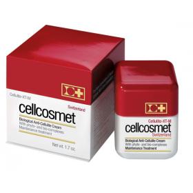 CELLCOSMET  Антицеллюлитный  крем с фито и биокомплексами Cellulite XT-A  Biological Anti-Cellulite Cream, 50 мл
