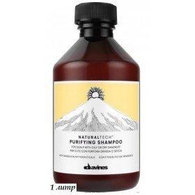 Davines очищающий шампунь против перхоти Purifying Shampoo, 1000 мл