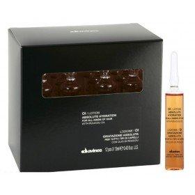 Davines лосьон для абсолютного увлажнения волос OI/Lotion, 12х13 мл