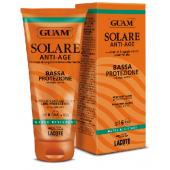 Guam Крем солнцезащитный SPF6 Гуам SOLARE ANTI-AGE, 150 мл