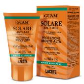 Guam Крем солнцезащитный SPF50+ Гуам SOLARE ANTI-AGE, 75 мл