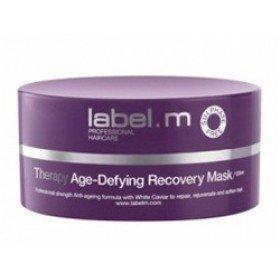 LABEL. M Маска восстанавливающая Антивозрастная Терапия Therapy Age-Defying Recovery Mask, 120 мл