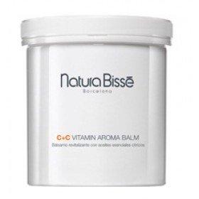 Natura Bisse восстанавливающий цитрусовый бальзам C+C Vitamin Aroma Balm, 1000 грамм