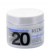 Redken пластичная текстурирующая глина с матовым эффектом Раф Клэй 20, 50 мл