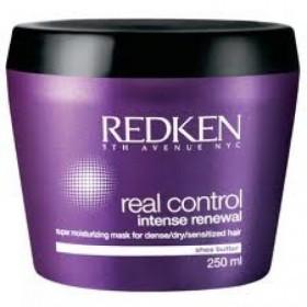 Redken Real Control суперувлажняющая маска Intense Renewal, 250 мл