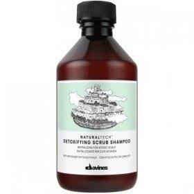Davines - Detoxifying Scrub Shampoo - Детоксирующий шампунь-скраб, 100 мл
