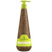 MACADAMIA - Кондиционер несмываемый питательный с маслом арганы и макадамии - Nourishing Leave-in Cream, 300 мл