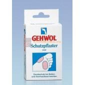 GEHWOL Овальный защитный пластырь - Геволь SCHUTZPFLASTER OVAL, 4 шт