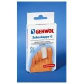 GEHWOL Колпачок для пальцев защитный маленький - Геволь ZEHENKAPPE MITTEL, 2 шт
