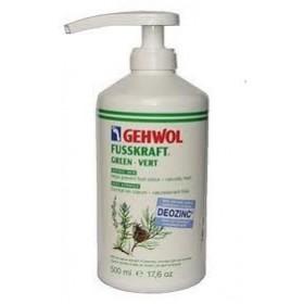 GEHWOL - Зеленый бальзам  флакон с дозатором, 500 мл