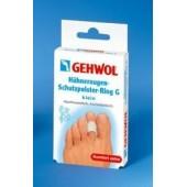 GEHWOL Защитное гель-кольцо с уплотнителем малая – Геволь SCHUTZPOLSTER-RING G, 3 шт