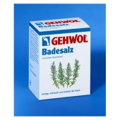 GEHWOL Соль для ванны с розмарином – Геволь BADESALZ, (10 пачек по 25 грамм)