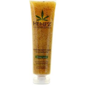 Hempz - Скраб для тела - Body Scrub - Sandalwood & Apple, 265 мл