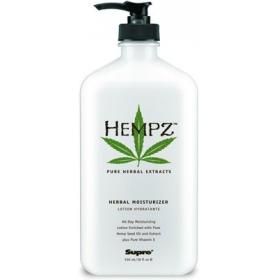 Hempz - Молочко для тела увлажняющее - Herbal Moisturizer, 500 мл