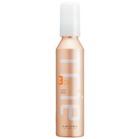 Lebel Cosmetics  молочко для укладки Trie Curl Milk 3, 140 мл
