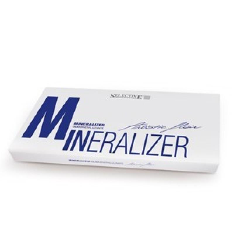 Селектив минеральное масло для волос способ применения