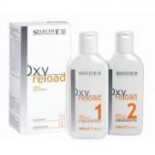 SELECTIVE PROFESSIONAL - Комплект препаратов для снятия косметического цвета - OXYRELOAD, 2*100 мл