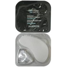 ACADEMIE - Увлажняющие восстанавливающие пэтчи для контура глаз, 4х2 шт