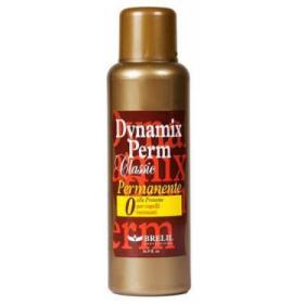 BRELIL - Лосьон для трудноподдающихся волос - Dynamix Perm Classic n.0 - Strong Hair, 500 мл