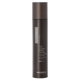 BRELIL - Моделир.спрей для волос норм. фиксации без газа - Logo S3 -  Natural Holding EcoSpray, 300 мл