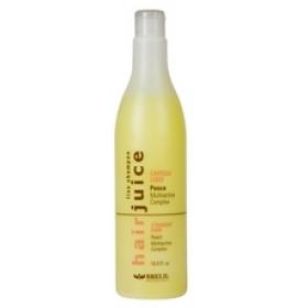 BRELIL - Шампунь для распрямления завитка Персик - Liss Shampoo, 500 мл