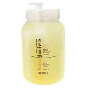 BRELIL - Шампунь для распрямления завитка Персик - Liss Shampoo, 3000 мл