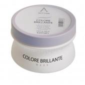 KEMON Крем для защиты цвета и восстановления окрашенных волос COLORE BRILLANTE MASK, 200 мл
