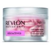 REVLON Сыворотка для закрепления цвета окрашенных волос РЕВЛОН Color Sublime Serum 18*1 мл