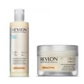 REVLON Крем для блеска волос увлажняющий и питательный РЕВЛОН Hydra Rescue Treatment 200 мл