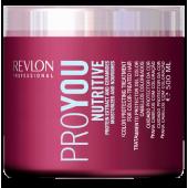 REVLON Маска для сохранения цвета окрашенных волос РЕВЛОН PRO YOU COLOR 500 мл