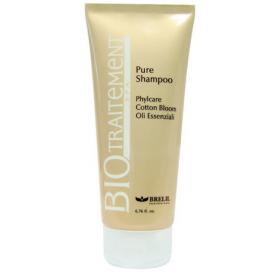 BRELIL - Шампунь для чувствительной кожи головы - Pure Shampoo, 200 мл