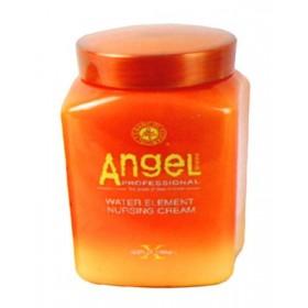 ANGEL PROFESSIONAL Water Element Ice Sea Mud Nursing Cream - Водный элемент Питательный крем для волос с замороженной морской грязью, 1000 гр