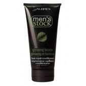 """AUBREY ORGANICS - Восстановитель волос для мужчин """"Женьшень и биотин"""", 177 мл"""