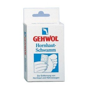 GEHWOL Пемза для загрубевшей  кожи - Геволь HORNHAUT-SCHWAMM, 1 шт
