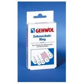 GEHWOL Кольца для пальцев защитные большие - Геволь ZEHENSCHUTZ-RING KLIEN, 2 шт