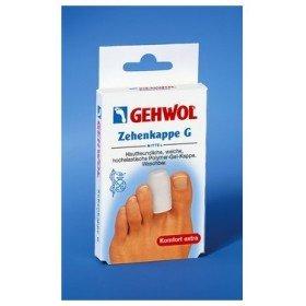 GEHWOL Колпачок для пальцев защитный большой - Геволь ZEHENKAPPE MITTEL, 2 шт