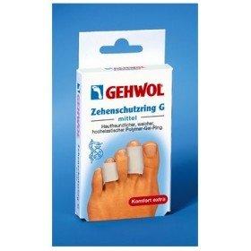 GEHWOL Гель-кольцо G на палец мини – Геволь ZEHENSCHUTZRING, (18 мм, 12 шт)