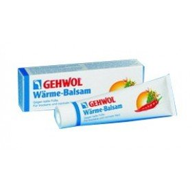 GEHWOL согревающий бальзам для улучшения кровообращения – Геволь WARME-BALSAM, 75 мл