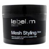 LABEL. M MESH STYLING - Крем Моделирующий (Лебел М), 50 мл