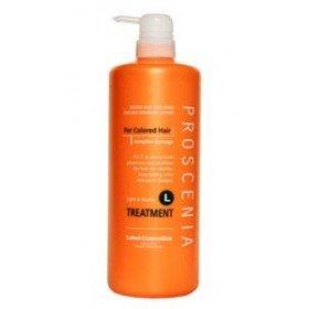 Lebel Cosmetics  маска по уходу за волнистыми  волосами Proscenia Treatment L, 240 мл