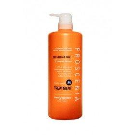 Lebel Cosmetics  маска по уходу за прямыми волосами Proscenia Treatment M, 240 мл