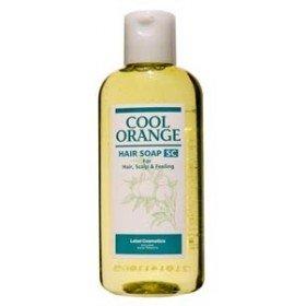 LEBEL COSMETICS COOL ORANGE (SUPER COOL) – Шампунь Супер Холодный Апельсин (Лебел Косметикс), 1600 мл